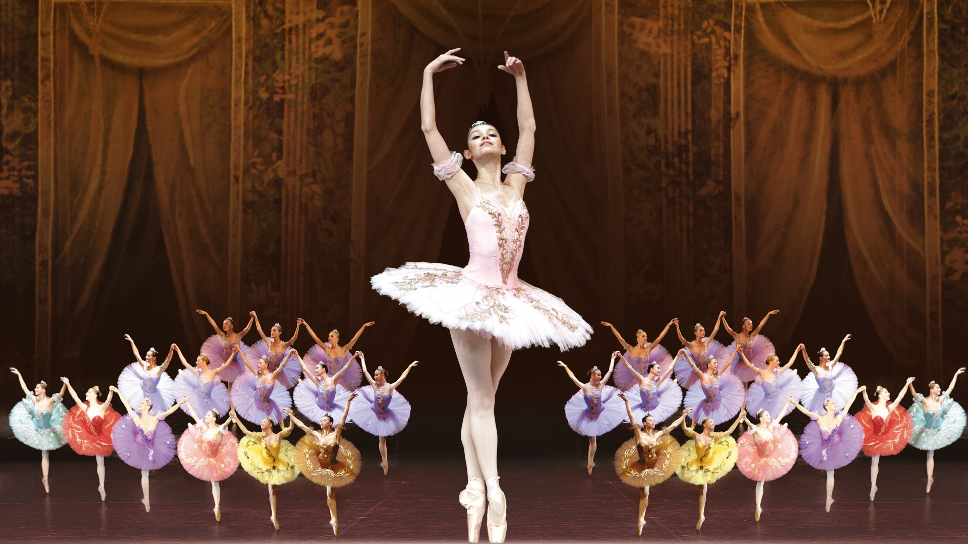 """Спящая красавица. Спектакль театра """"Кремлёвский балет"""""""