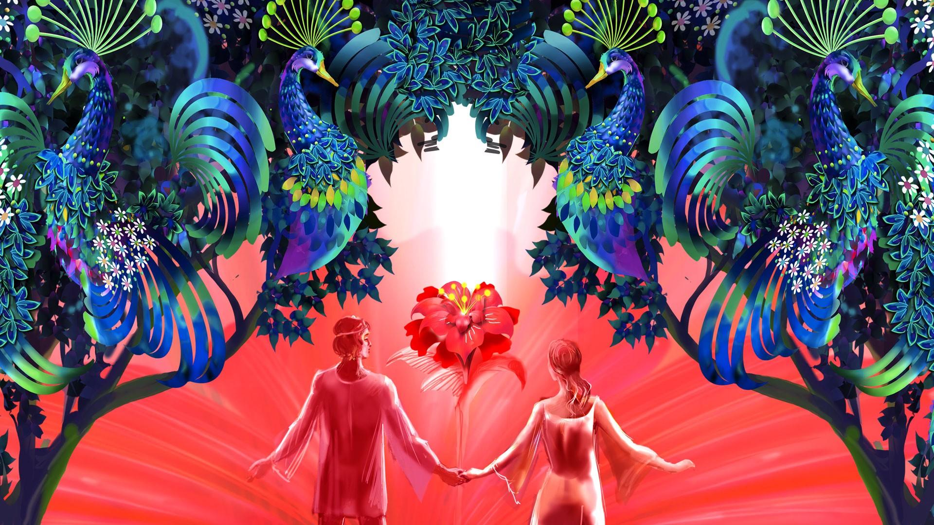 """VII Международный фестиваль балета в Кремле. Аленький Цветочек. Спектакль театра """"Кремлёвский балет"""""""