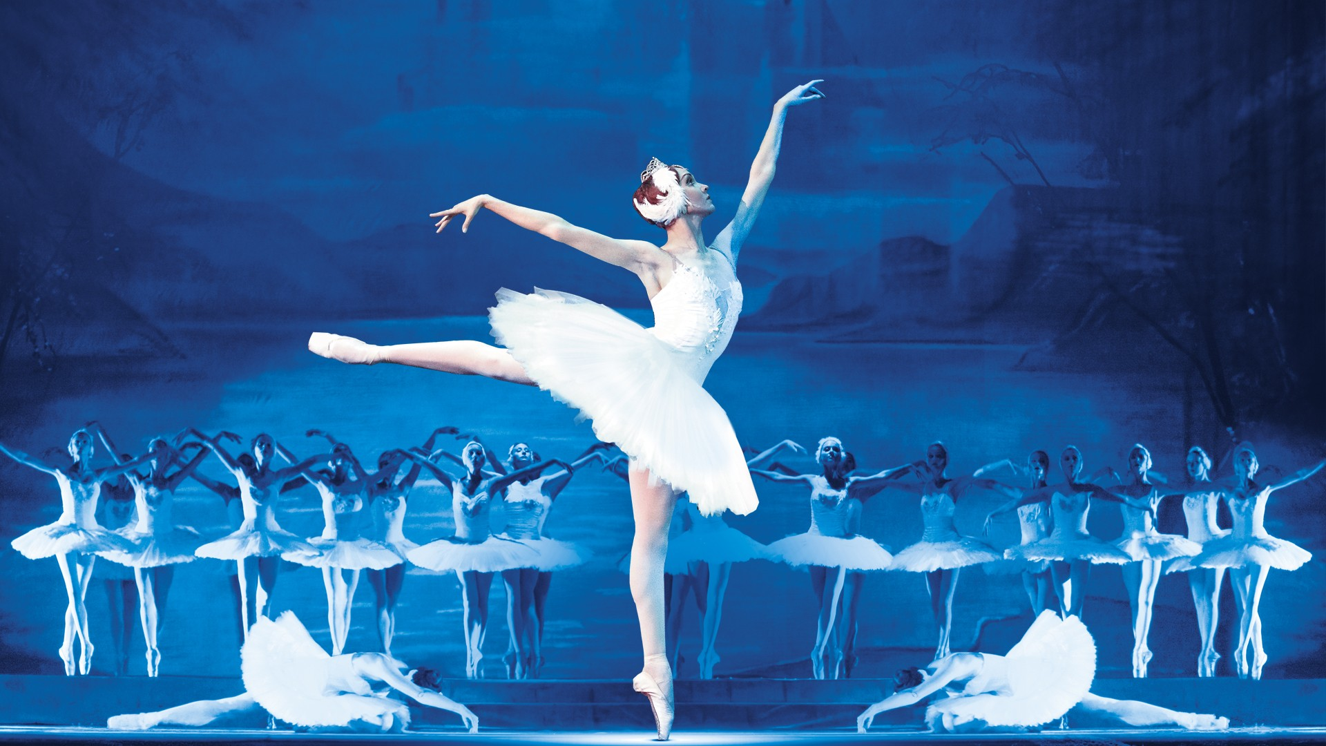 """VII Международный фестиваль балета в Кремле. Лебединое озеро. Спектакль театра """"Кремлёвский балет"""""""