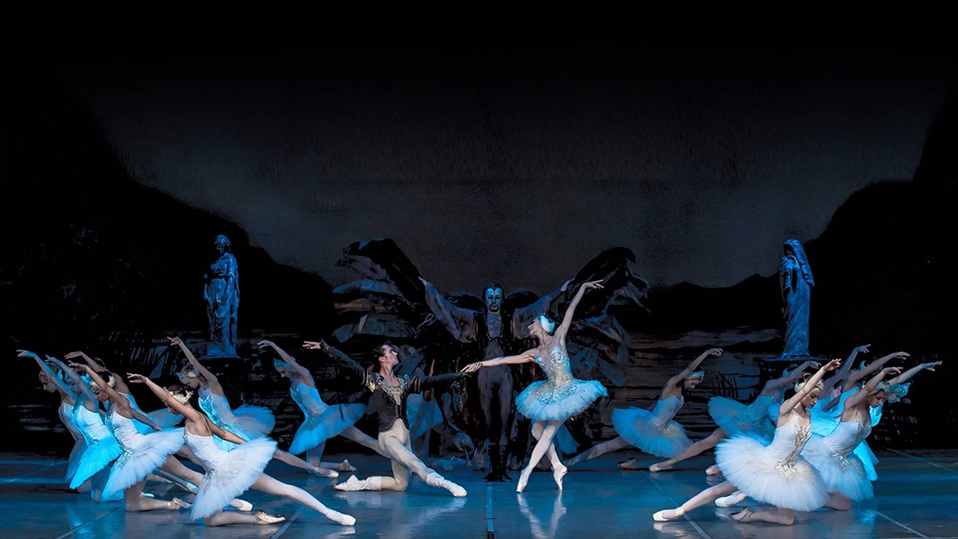 Лебединое озеро. Государственный академический театр Классического балета Н. Касаткиной и В. Василева