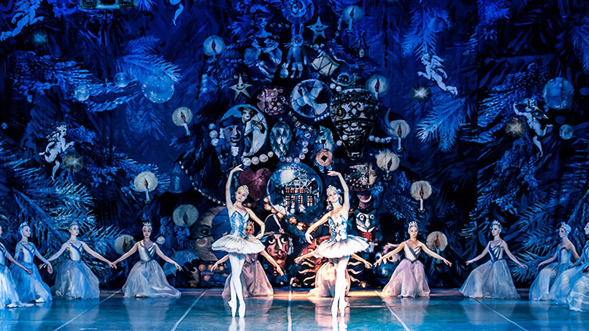 Щелкунчик. Государственный академический театр классического балета Н. Касаткиной и В. Василева