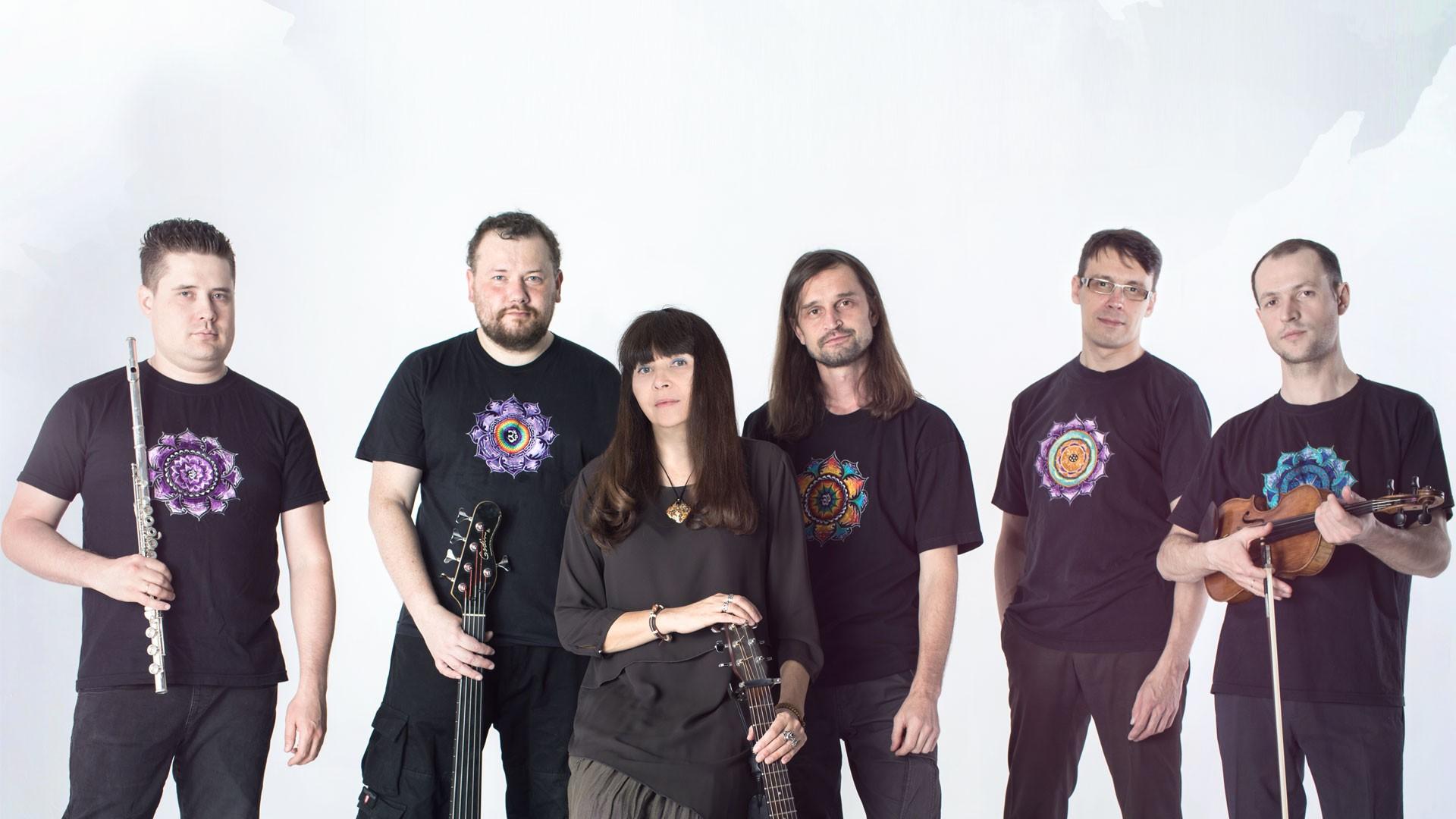 Зоя Ященко и группа «Белая гвардия»