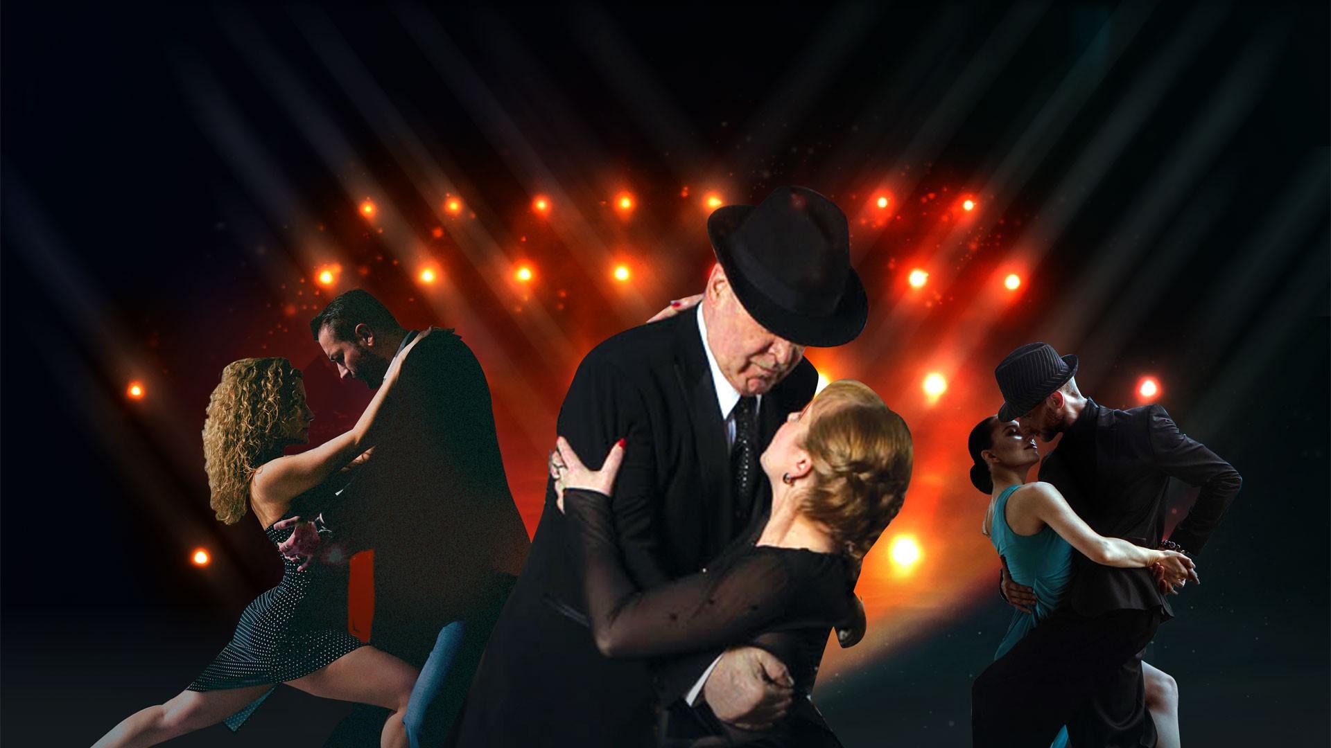 """Проект Аргентинского танго """"Золотое танго/Tango de oro"""""""