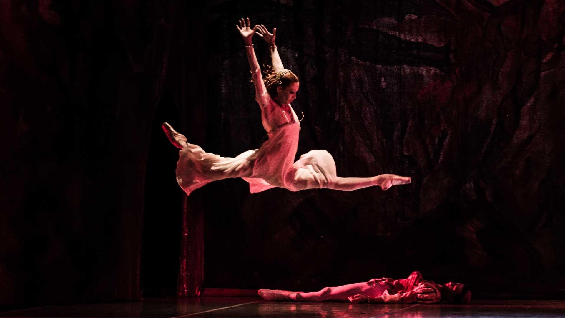 Ромео и Джульетта. Государственный академический театр классического балета Н. Касаткиной и В. Василёва
