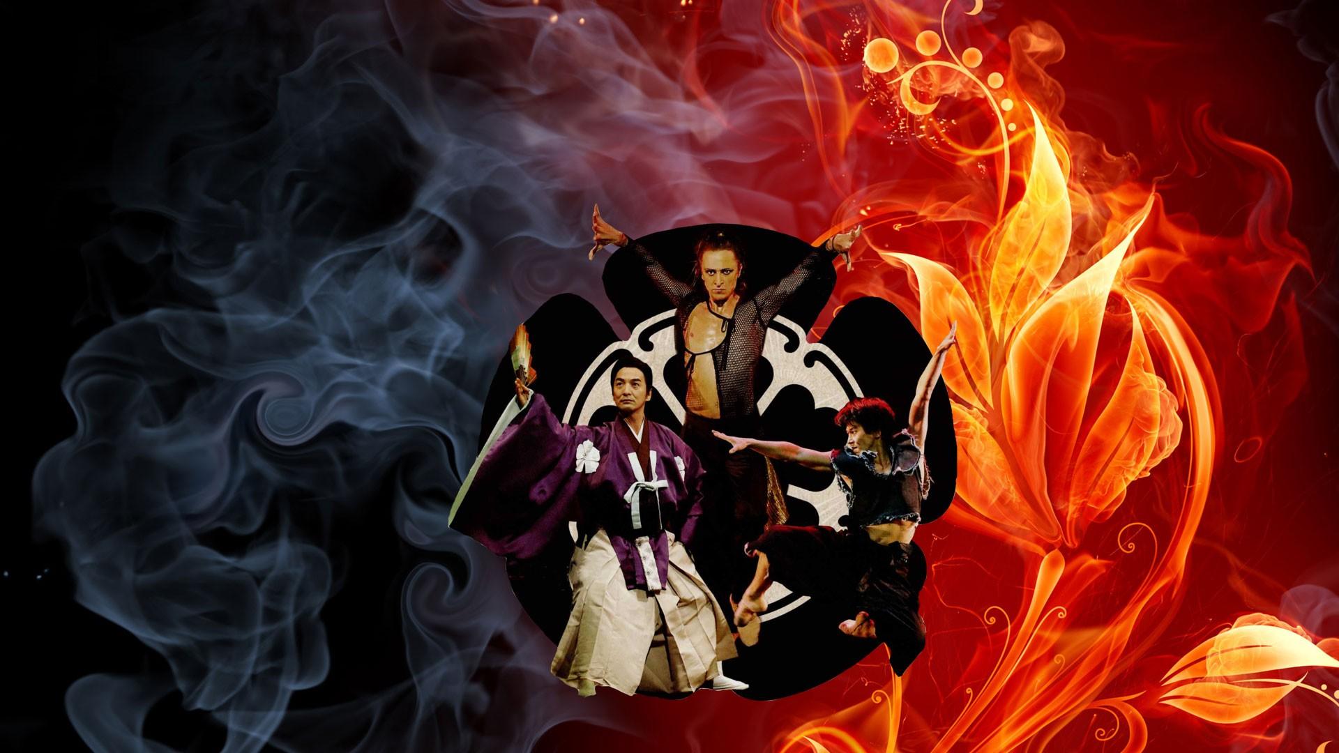 """Фестиваль японской культуры и искусства. Хореографическая драма-экшн """"Самурай Нобунага"""""""