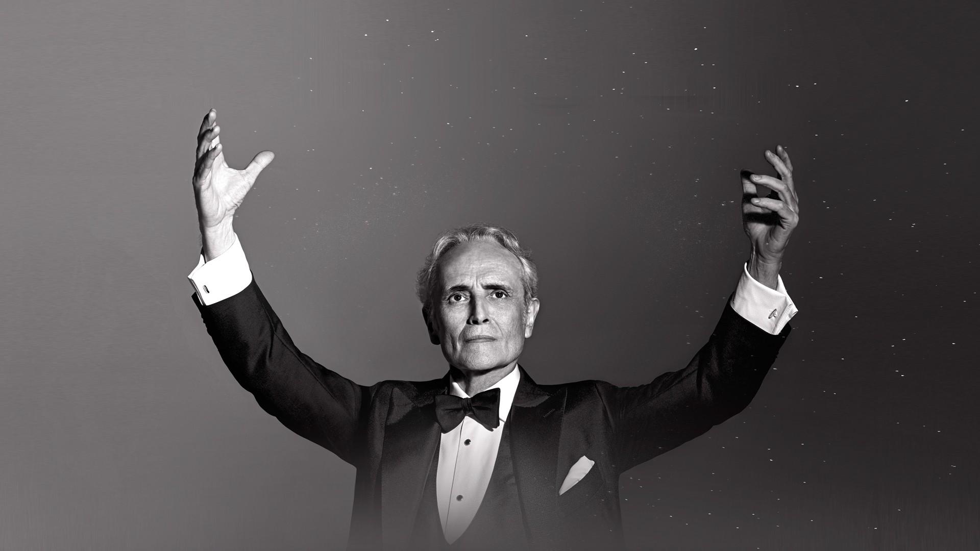 Хосе Каррерас. Концерт перенесен на 1 октября 2019 г.