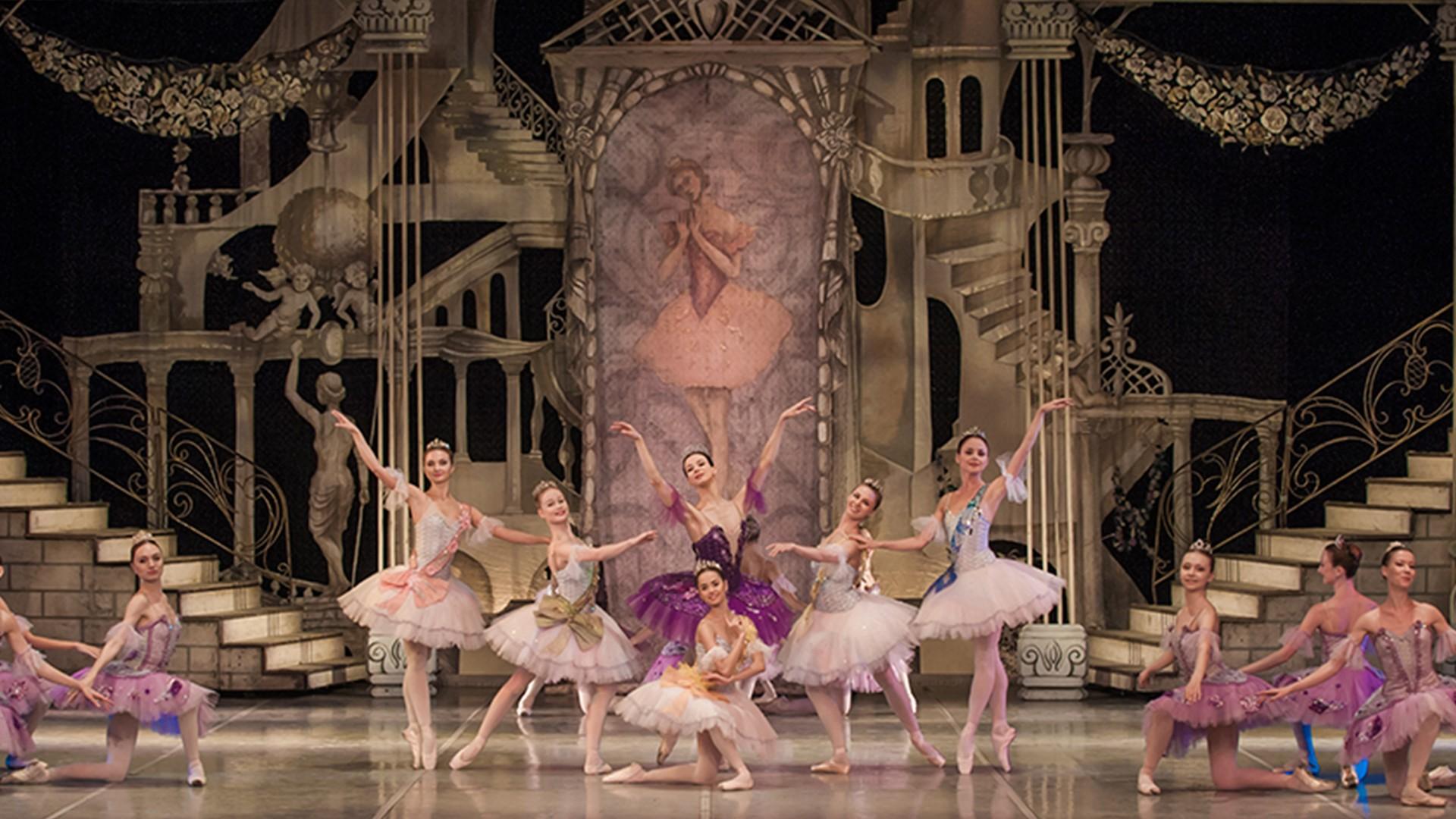 Спящая красавица. Государственный академический театр классического балета Н. Касаткиной и В. Василева