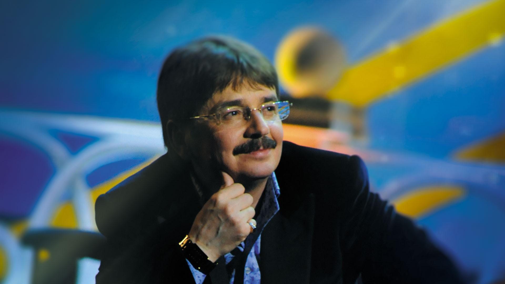 "Виктор Третьяков.  Концерт ""Лестница в небо"""