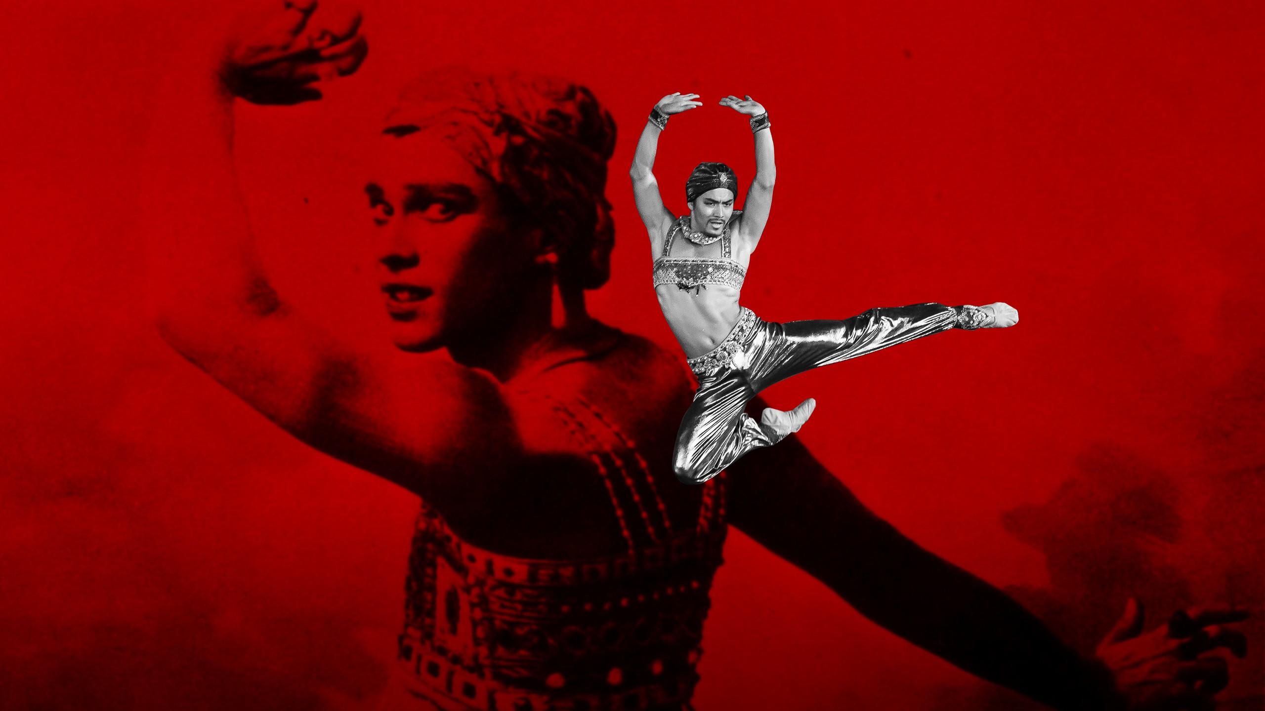 """Вечер балета """"Вацлав Нижинский. Бог танца"""". В рамках проекта Андриса Лиепы """"Автографы и имиджи"""""""