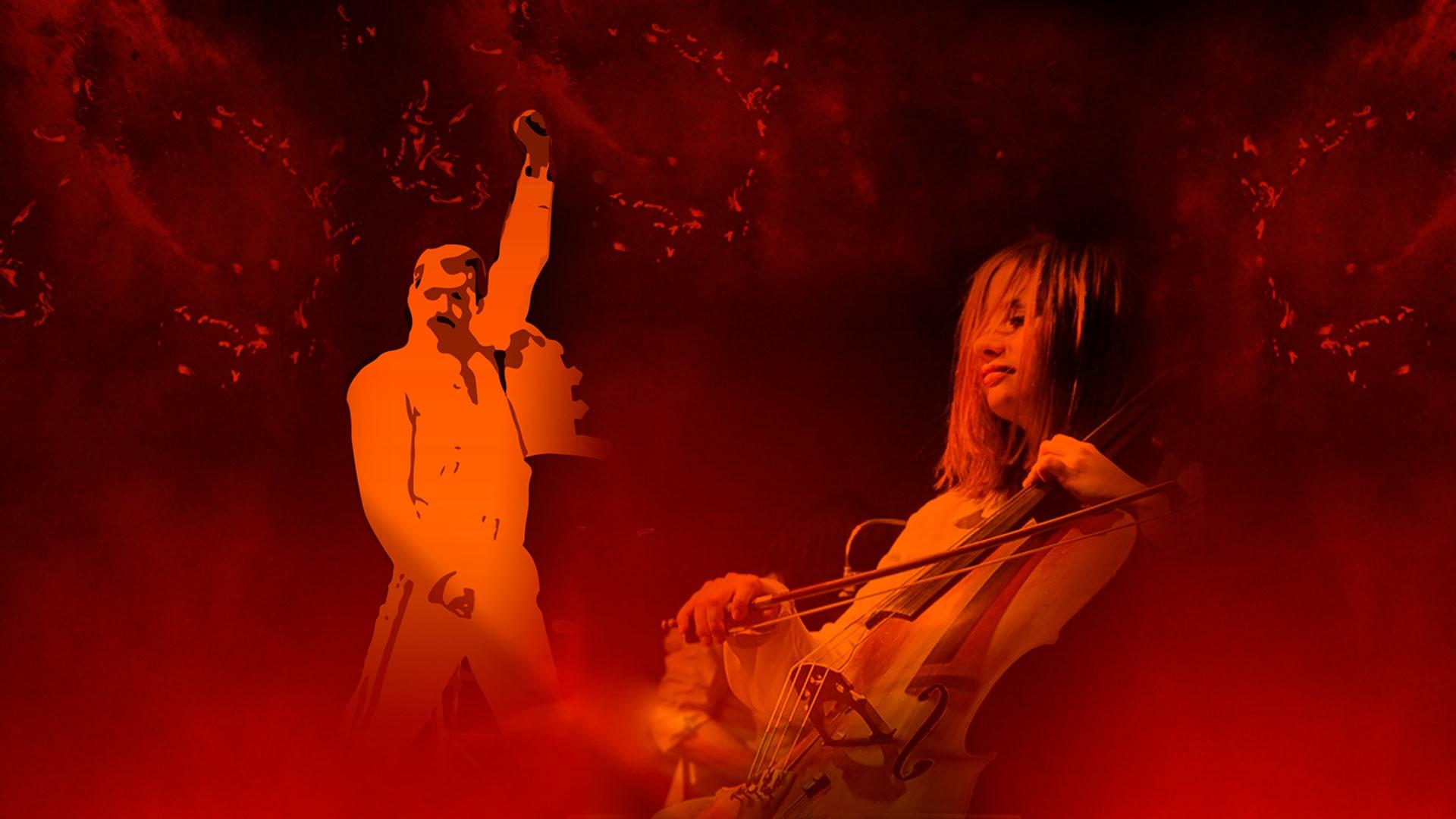 "Камерный оркестр ""Hard Rock Orchestra"". Концертная программа ""Хиты группы ""Queen"""