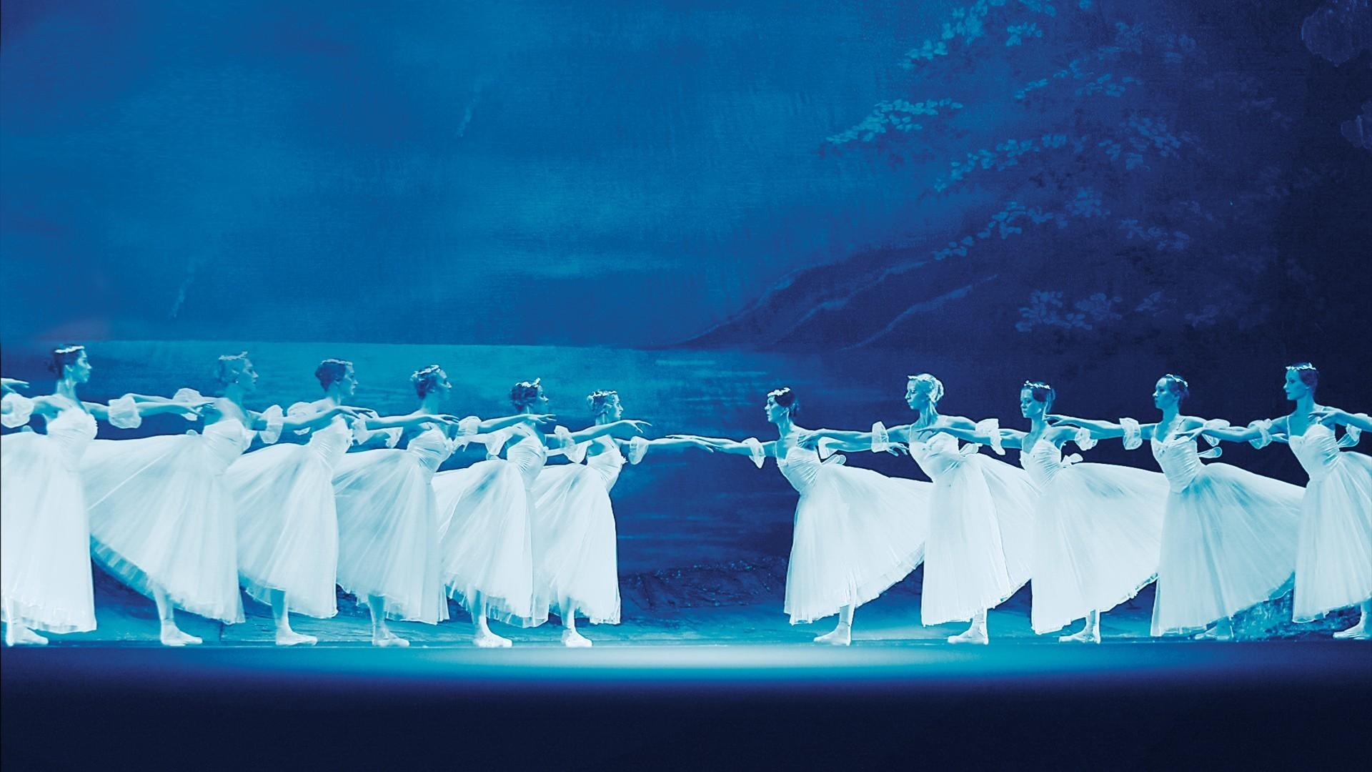 """VIII Международный фестиваль балета в Кремле. Жизель. А. Адан. Спектакль театра """"Кремлёвский балет"""""""