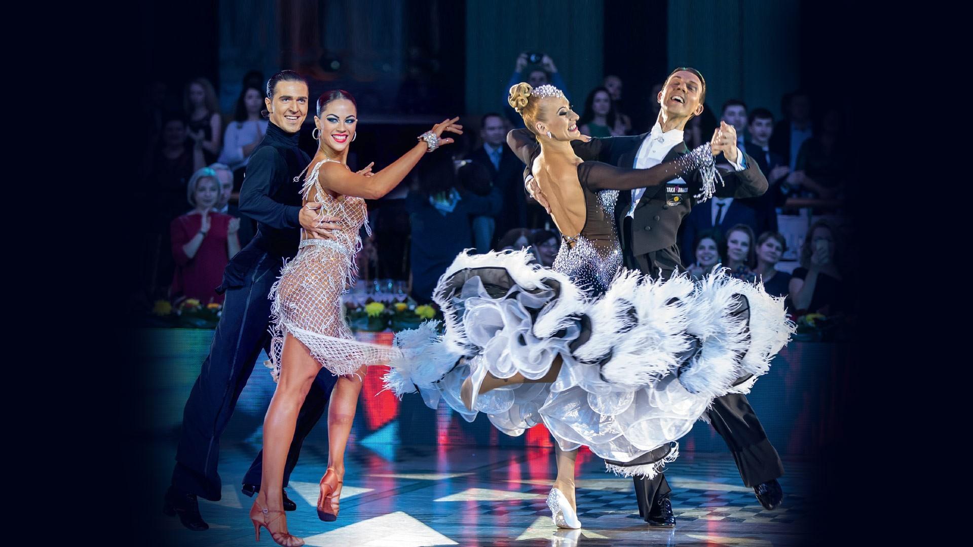Чемпионат Европы 2019 по латиноамериканским танцам среди профессионалов