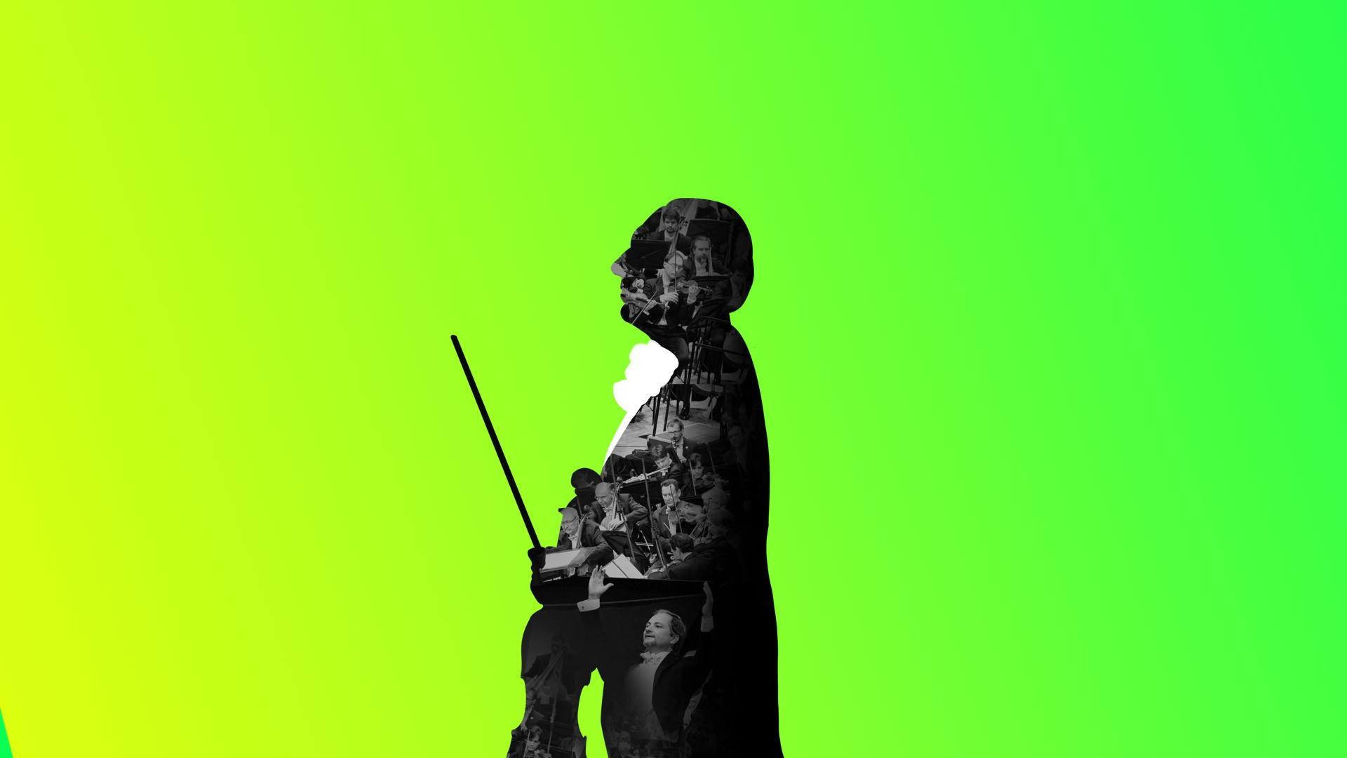 """Большой симфонический оркестр им. П.И. Чайковского.  Концертная программа """"Симфонические танцы"""""""