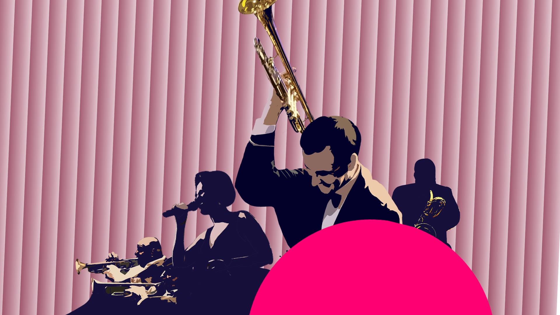 """Оркестр """"Столичный джаз"""". Концертная программа """"Танцы в Савойе"""""""