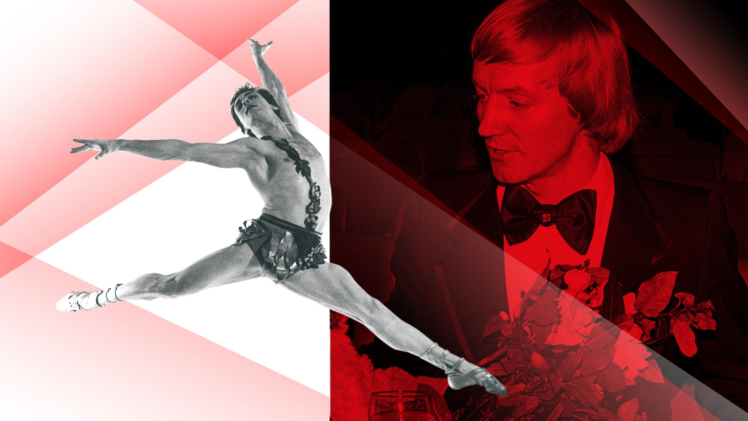 """Андрис Лиепа. Проект """"Автографы и имиджи"""". Гала-концерт звёзд мирового балета """"Марис Лиепа. С любовью"""""""