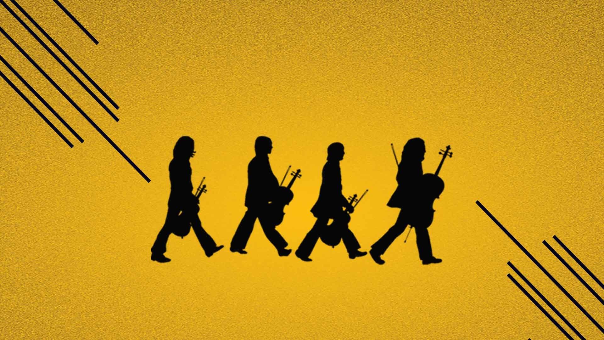 """Камерный оркестр """"Hard Rock Orchestra"""". Концертная программа """"Хиты """"The Beatles"""""""