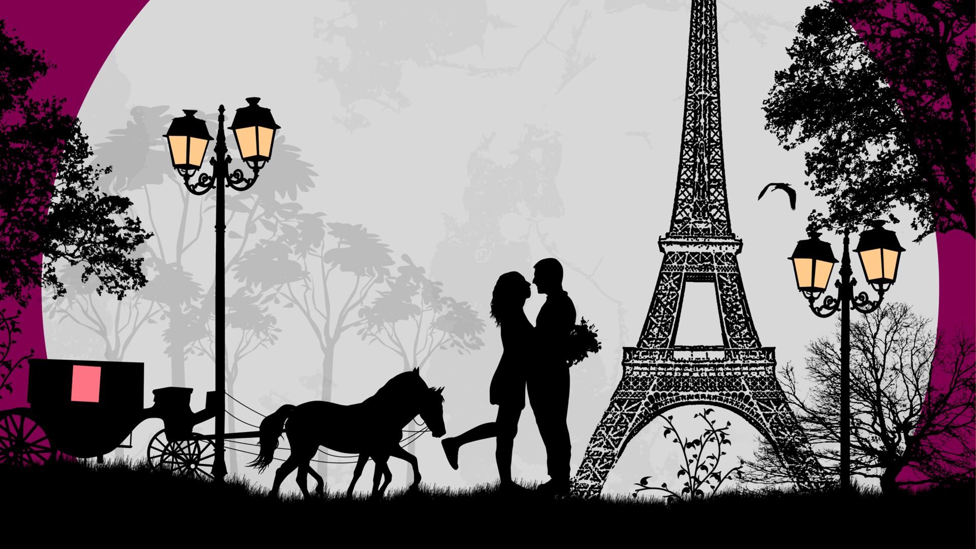 "Концерт для любимых. Концертная программа ""Под небом Парижа"""