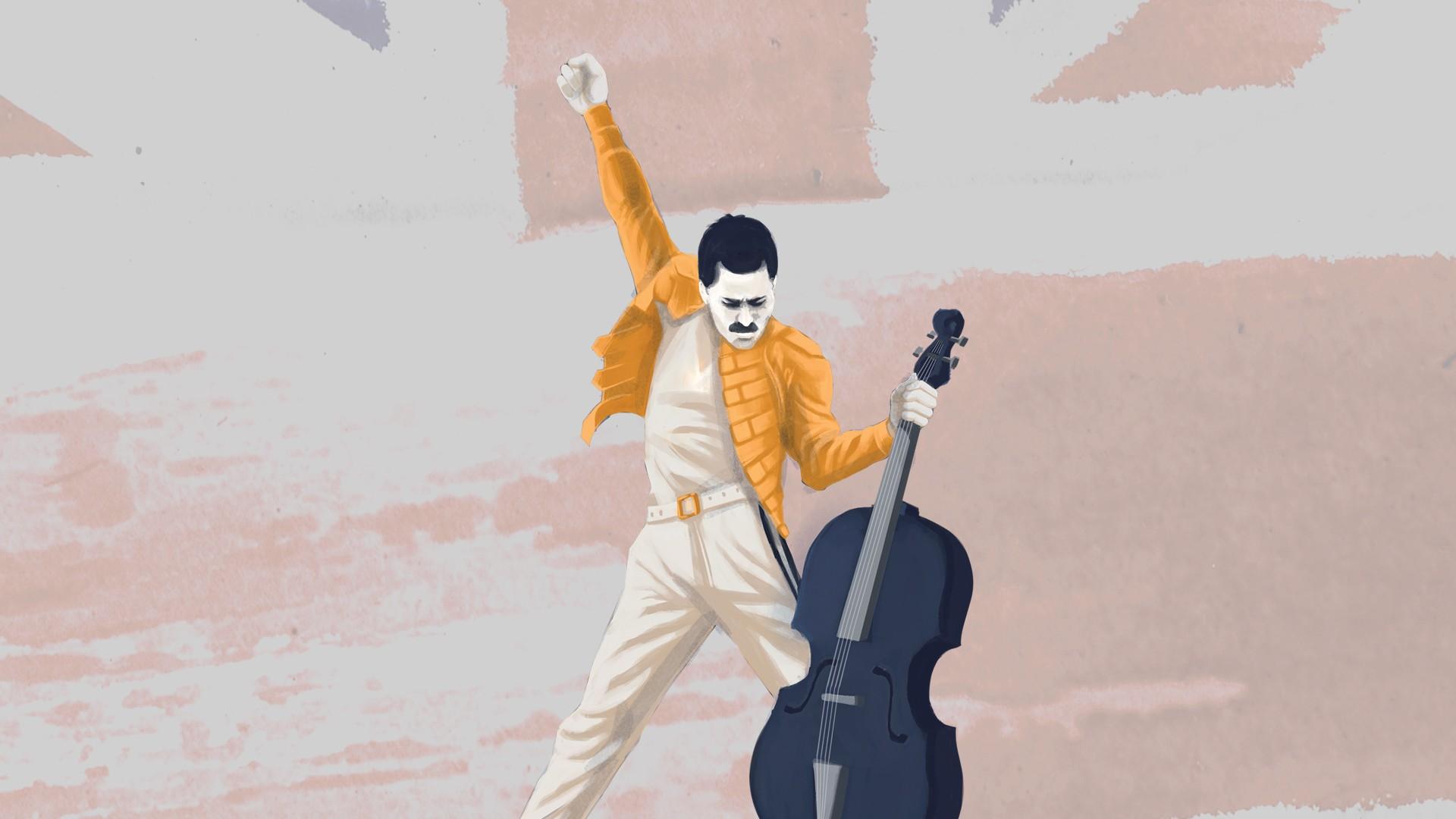"Оркестр ""Bohemian Orchestra"". Концертная программа ""Love of my life"" . Хиты группы ""Queen"""