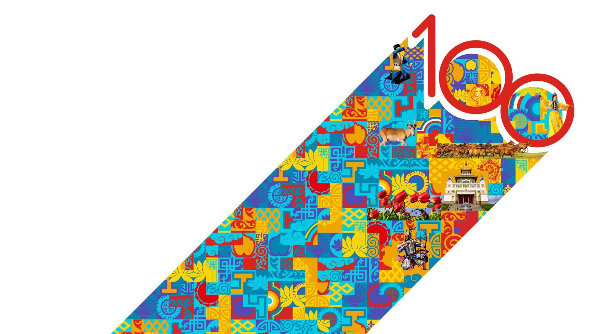 Торжественное мероприятие, посвящённое 100-летию автономии Калмыкии