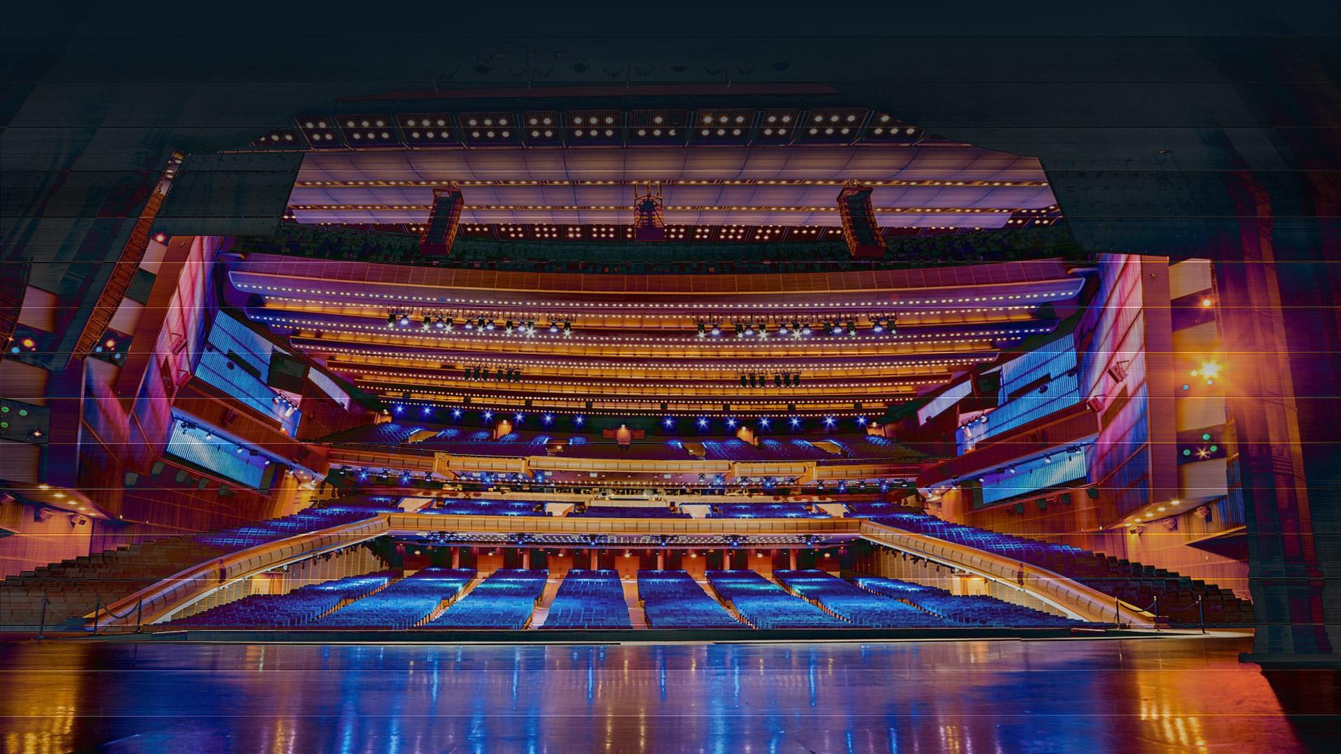 Юбилейный концерт, посвящённый 85-летию со дня рождения Л. Гурченко