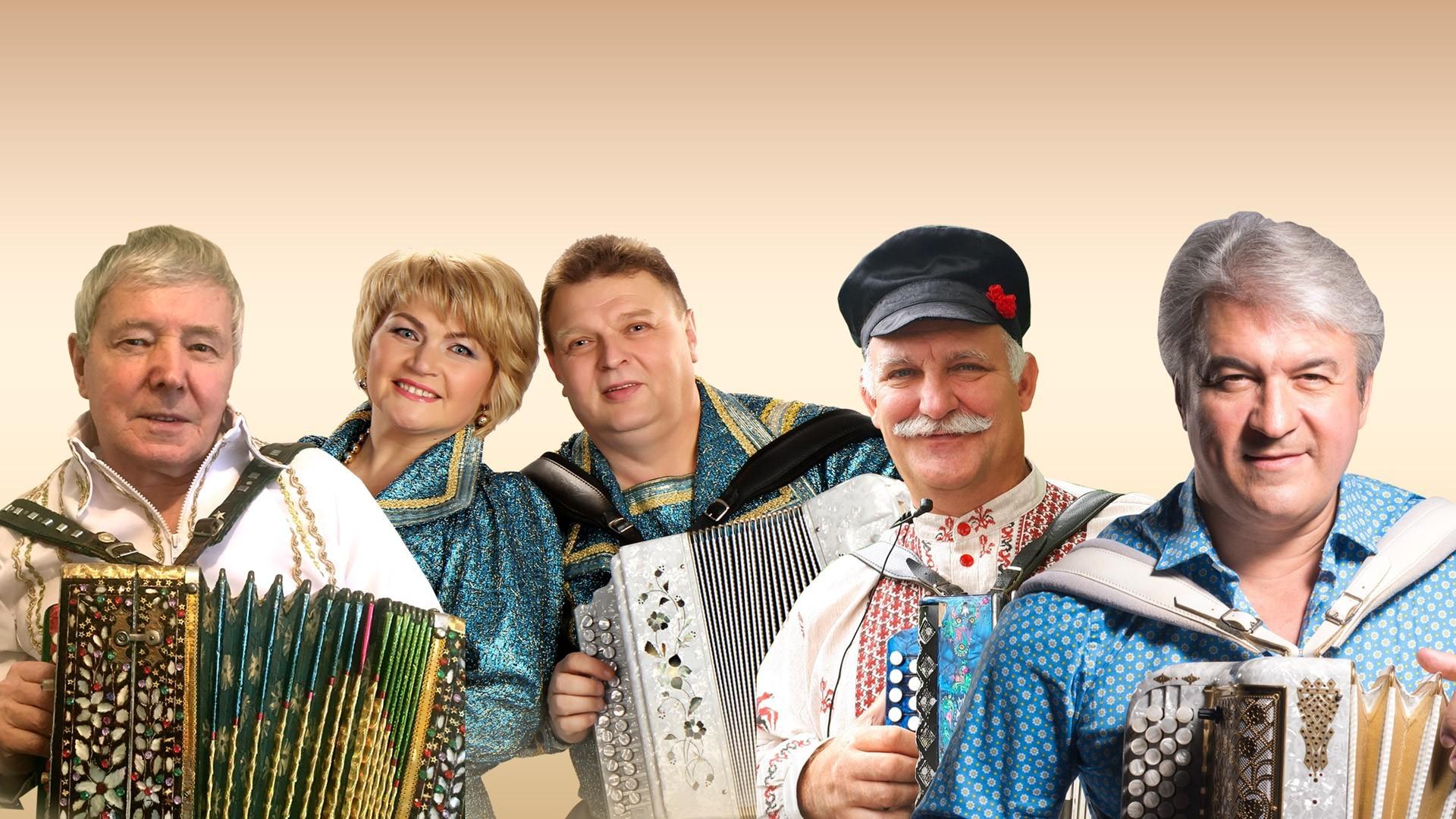 Концерт из цикла «Валерий Сёмин представляет». Концерт «Русская гармонь»