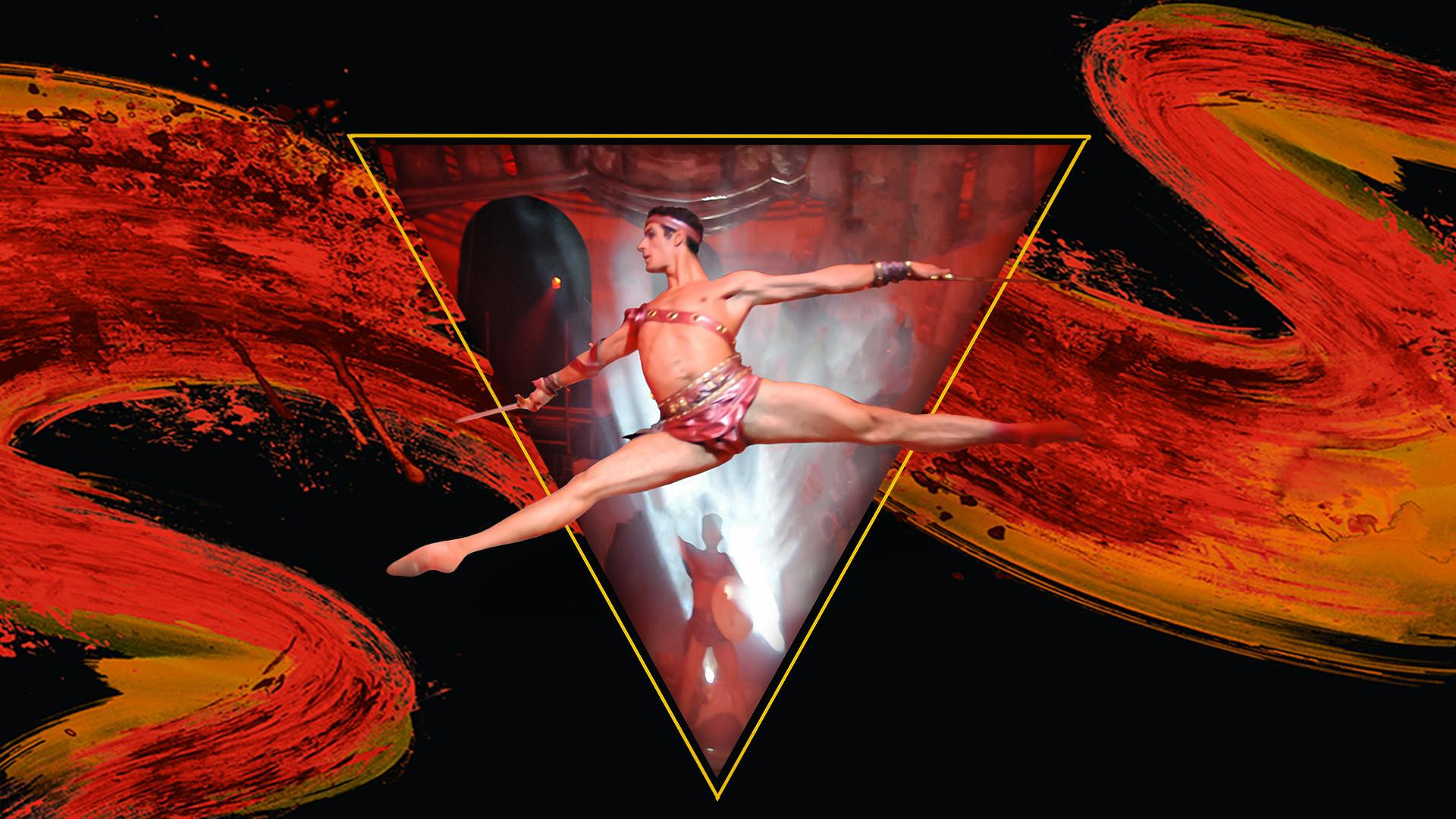 Спартак. Государственный академический театр классического балета Н. Касаткиной и В. Василёва