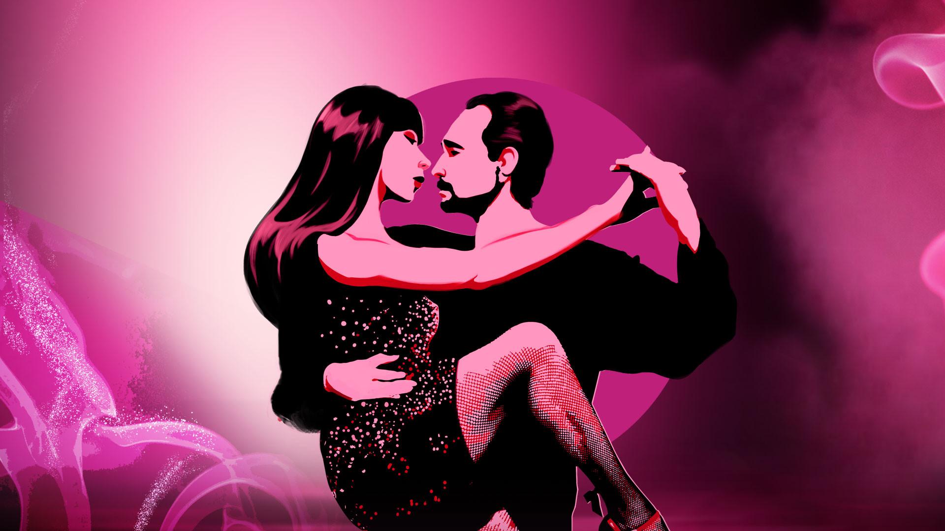 "Театр аргентинского танго ""El Tango de Plata"" (""Эль Танго де Плата""). Шоу ""Misterio del cafe rosa"" (""Тайна розового кафе"")"