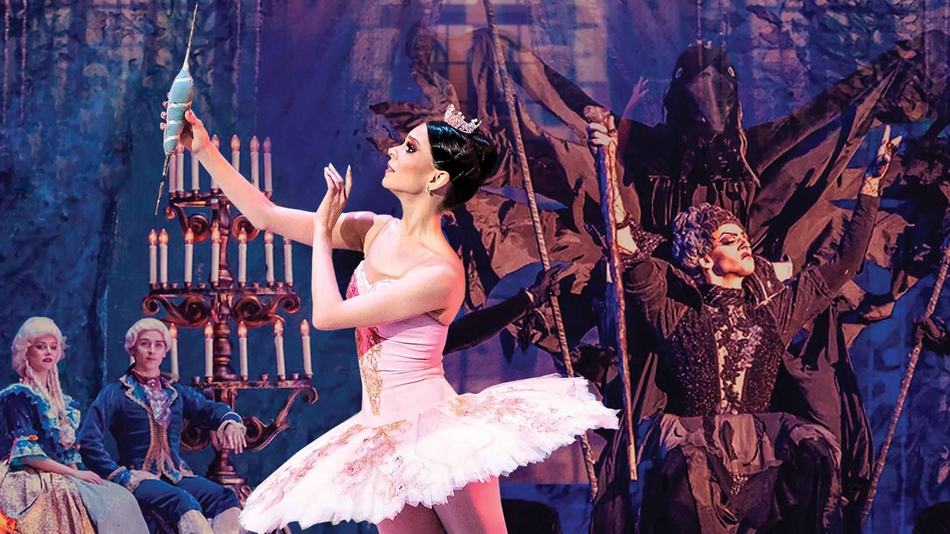 """IX Фестиваль балета в Кремле. Спящая красавица. П. Чайковский. Спектакль театра """"Кремлёвский балет"""""""