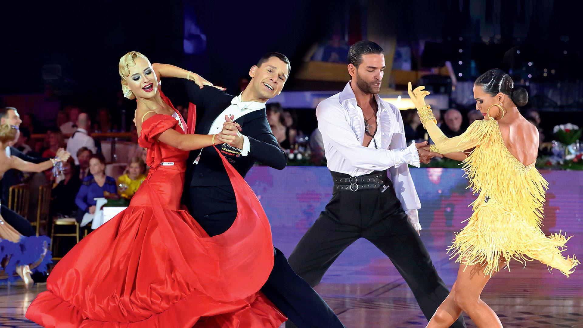 Кубок мира среди профессионалов по латиноамериканским танцам
