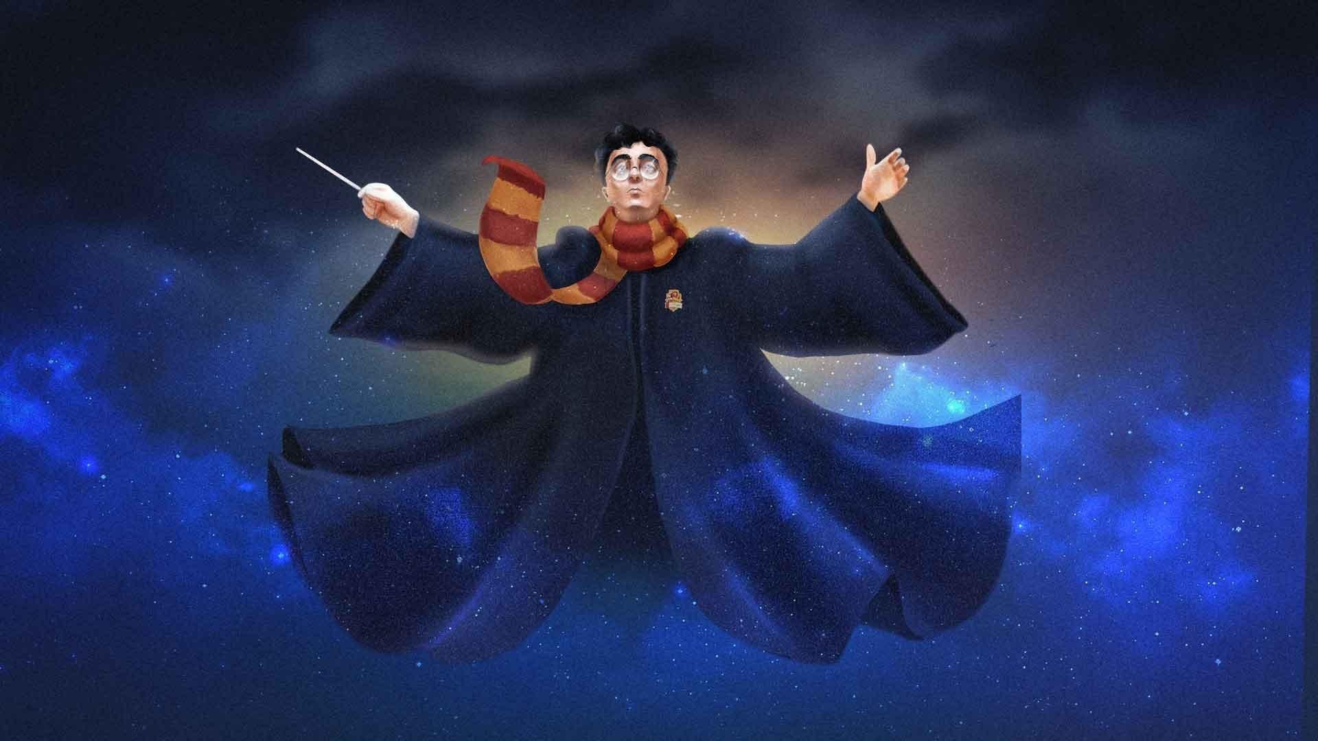 "Оркестр ""Cinemaniacs Orchestra"". Концертная программа ""Harry  Potter OST"""