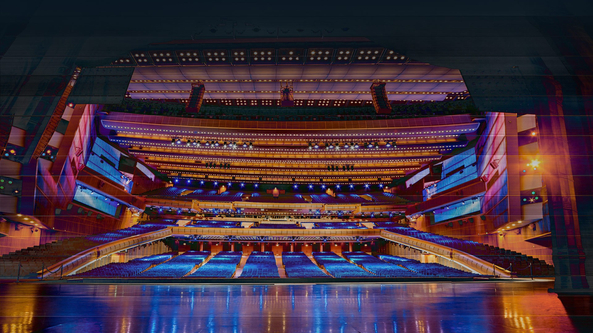 Юбилейный концерт Хора Турецкого - 30 лет
