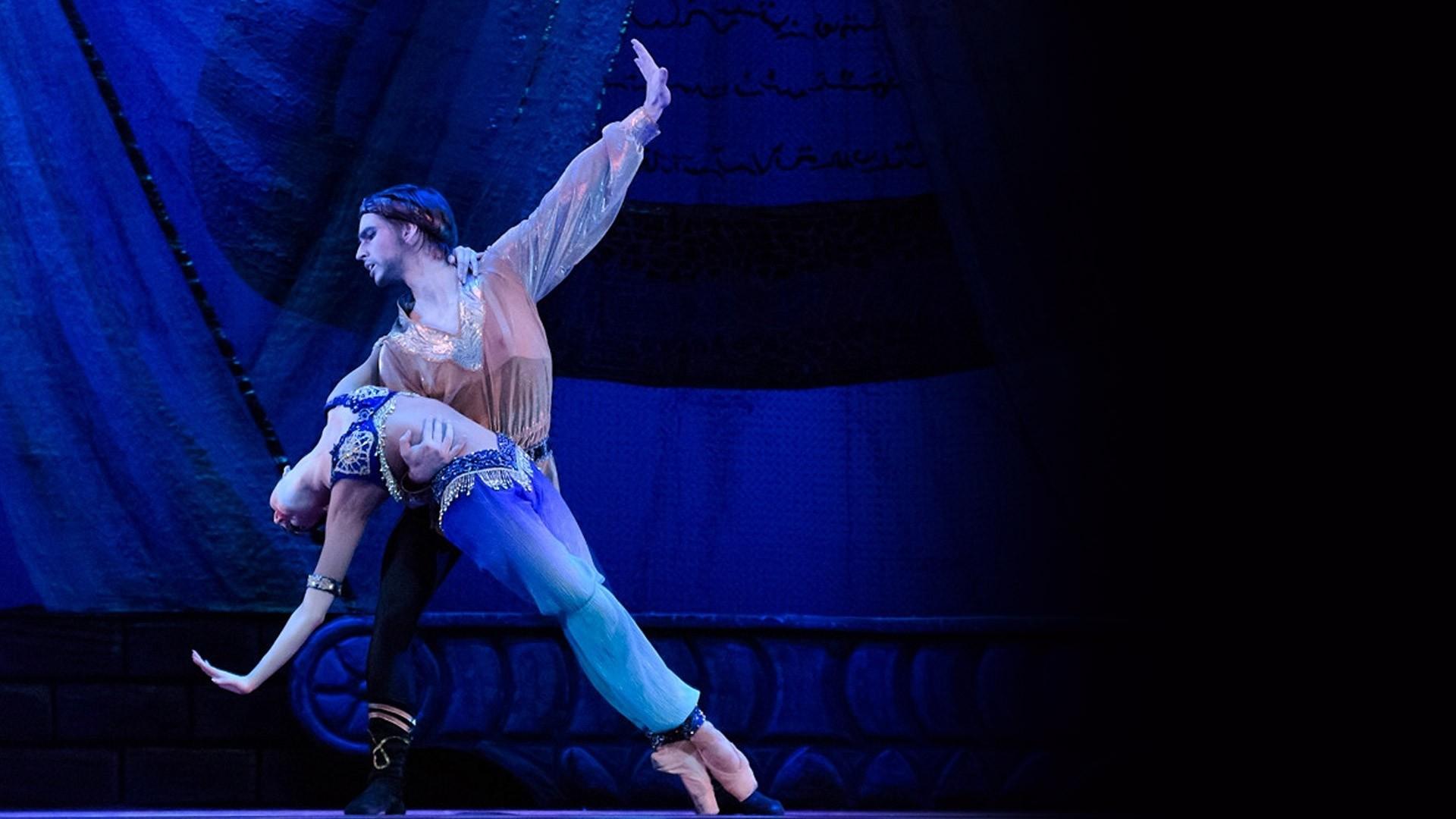 «Кремлёвский балет» покажет «Тысячу и одну ночь» на родине спектакля