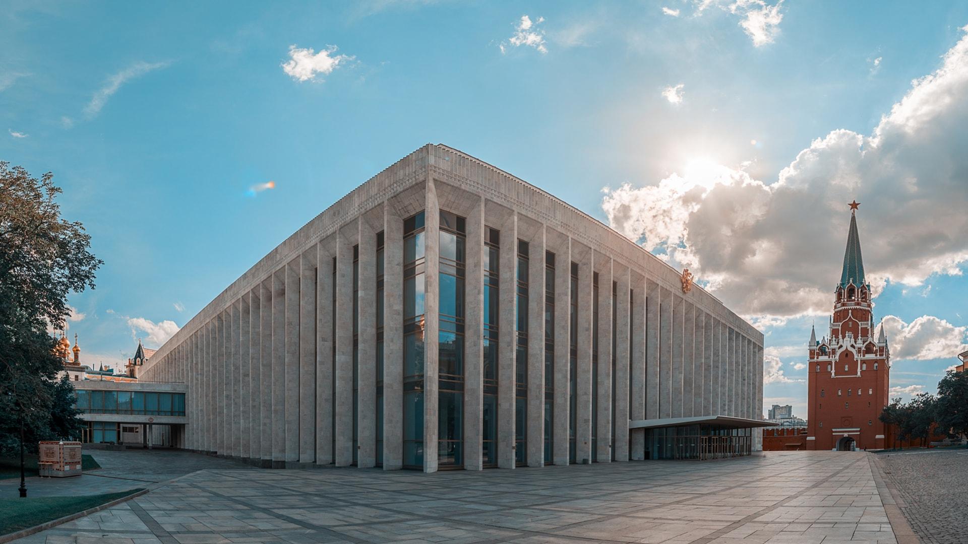 Схема проезда кремлёвский дворец съездов фото 963
